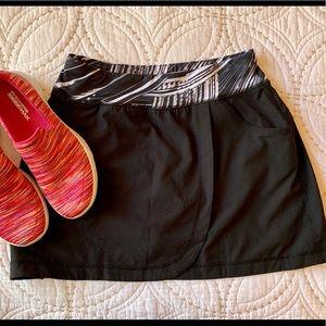 Dry Tek Skort Pockets and Liner For Tennis, Golf